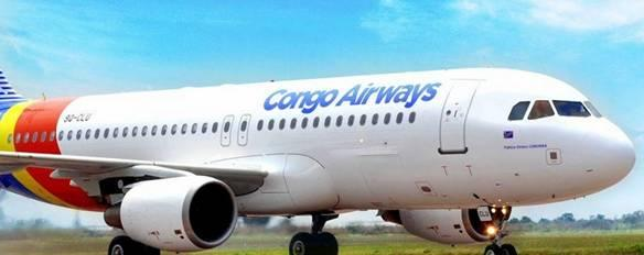 Congo Airways S.A avec CA
